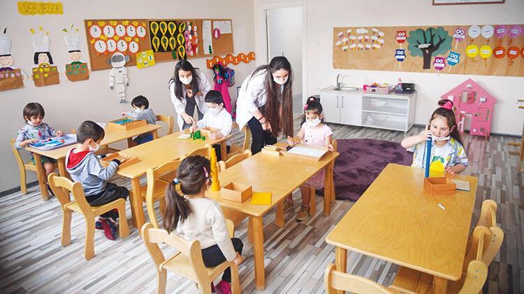 Minikler ilk hafta bir gün okula gidecek