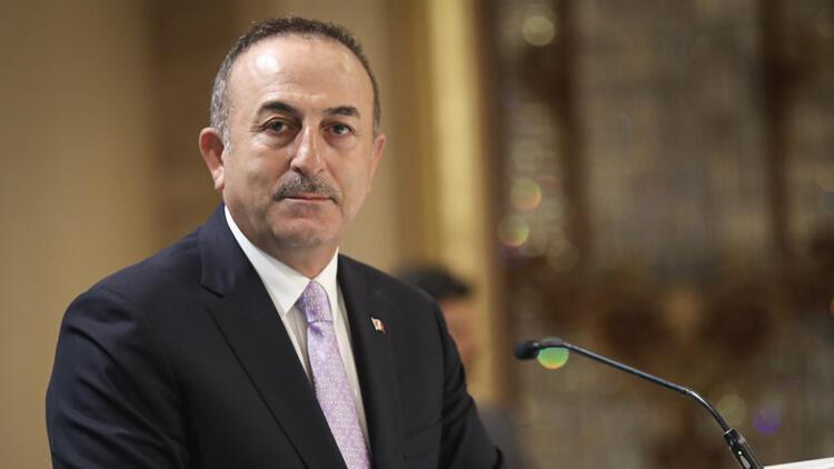 Bakan Çavuşoğlu'ndan kritik görüşme