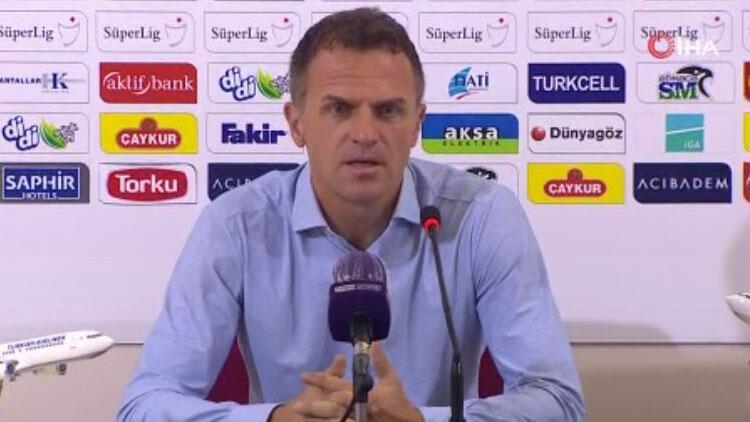 Son Dakika | Rizespor Teknik Direktörü Tomas'tan Fenerbahçe maçı yorumu: '20 senedir görmedim'