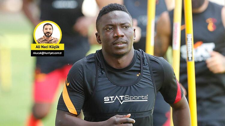 Son Dakika | Galatasaray'da Oghenekaro Etebo alarmı!