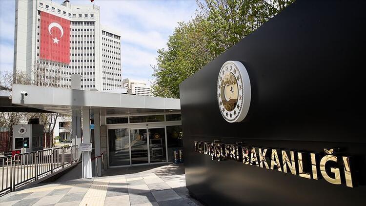 Dışişleri Bakanlığından Bahreyn'in İsrail'le diplomatik ilişki kurma kararına kınama