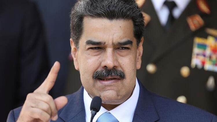 Maduro açıkladı: Amerikalı bir casus yakaladık