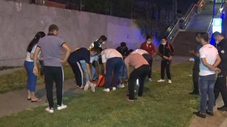 Fatih'te dehşet: 3 kişi yaralandı