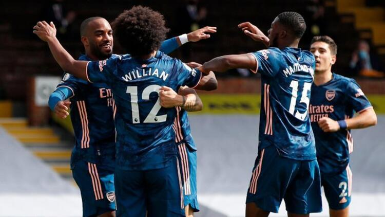 Fulham 0 - 3 Arsenal