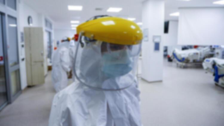 Ankara'da taziye evinde koronavirüse yakalandı, yoğun bakımdan uyardı