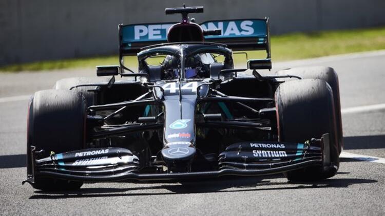 Formula 1 Toskana Grand Prix'sinde pole pozisyonu Lewis Hamilton'ın