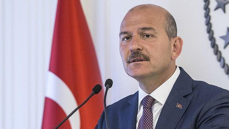 İçişleri Bakanı Soylu: 'Darbe olmasın' diye bugün cesur Türkiye var