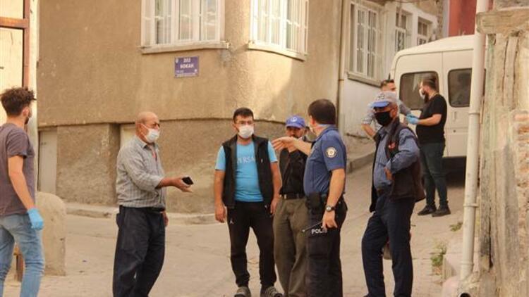 Evde ceset var ihbarına giden polisi şoke eden manzara!