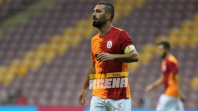 Son Dakika | Galatasaray'da Arda Turan 9 yıl sonra ilk kez...