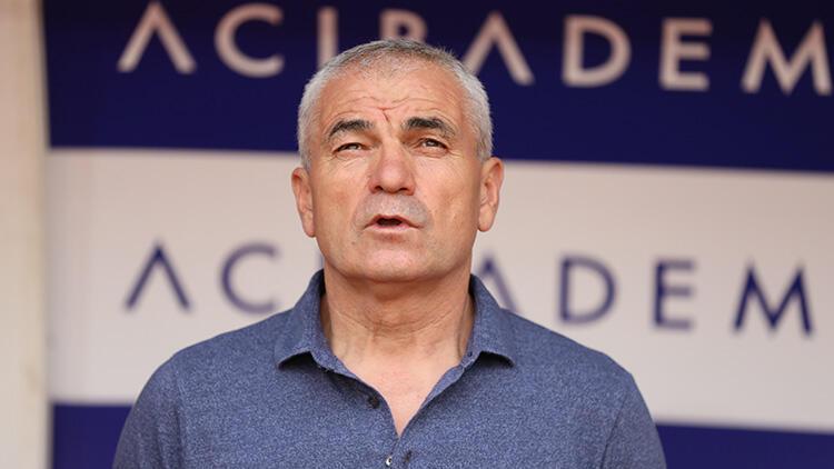 Sivasspor Teknik Direktörü Rıza Çalımbay: 'İyi bir ders çıkarmamız lazım'