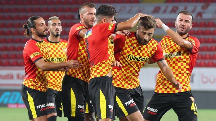 Göztepe 5-1 Denizlispor