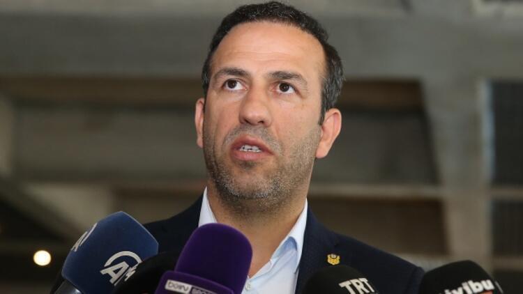 Yeni Malatyaspor Başkanı Adil Gevrek: 'Böyle penaltı verilmez'