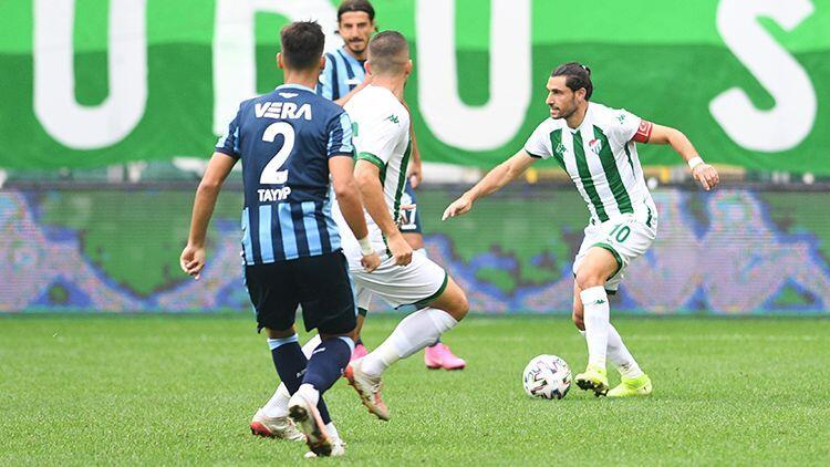 Bursaspor 1-3 Adana Demirspor
