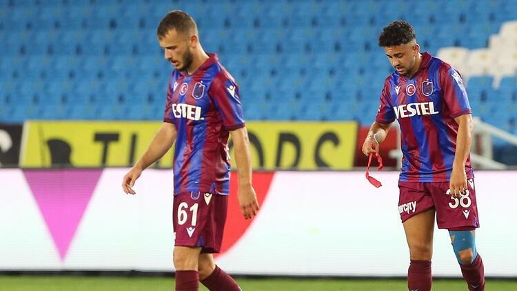 Son Dakika | Trabzonspor'da Abdulkadir Parmak'tan penaltı ve hakem isyanı!