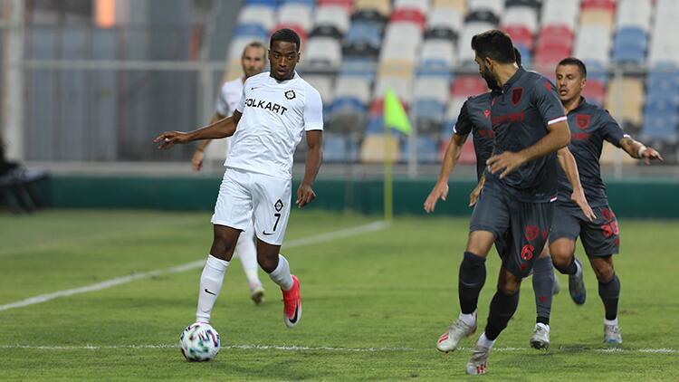 Altay 0- 0 Yılport Samsunspor