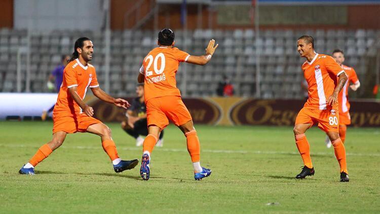 Adanaspor 1-0 İstanbulspor
