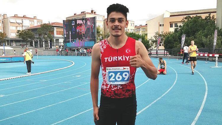 20 Yaş Altı Balkan Atletizm Şampiyonası'nda son günde Türk sporcular, 17 madalya kazandı