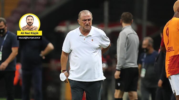 Son Dakika Haberi | Galatasaray'da Fatih Terim'in yüzünü güldüren 5 detay!