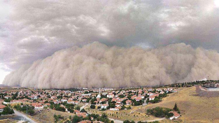 Başkent fırtınayı konuşuyor