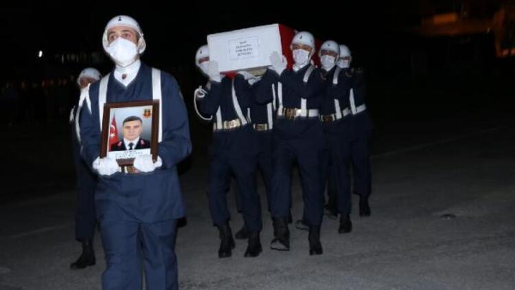 'Yıldırım-2 Cilo' operasyonu şehidi, törenle memleketine uğurlandı