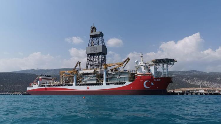 Son dakika haberi: Enerji Bakanı: Kanuni Sondaj Gemimiz, Karadeniz'de sondajlarına başlayacak