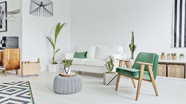 Evinize modern bir görünüm kazandırabilirsiniz! Peki ama nasıl?