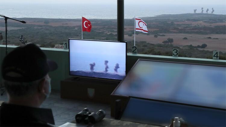 Son dakika... Bakan Akar: 'Kıbrıs'ı milli mesele kabul ediyoruz'