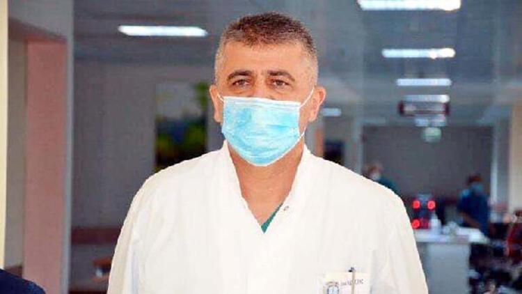 Malatya'da başhekimin Covid-19 testi pozitif çıktı
