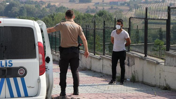 Bolu'da karantinada olması gereken kişi otomobille gezerken yakalandı