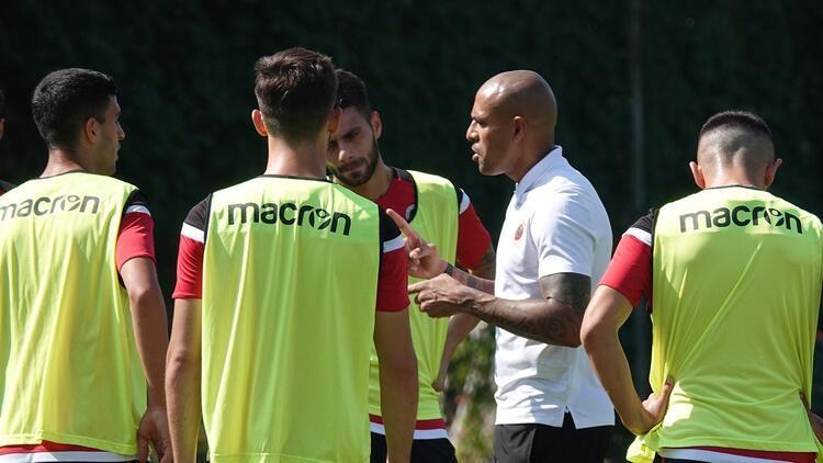 Gençlerbirliği'nde Konyaspor hazırlıkları başladı