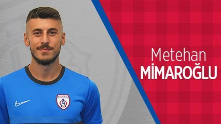 Transfer haberleri   Altınordu, Metehan Mimaroğlu ile sözleşme yeniledi!
