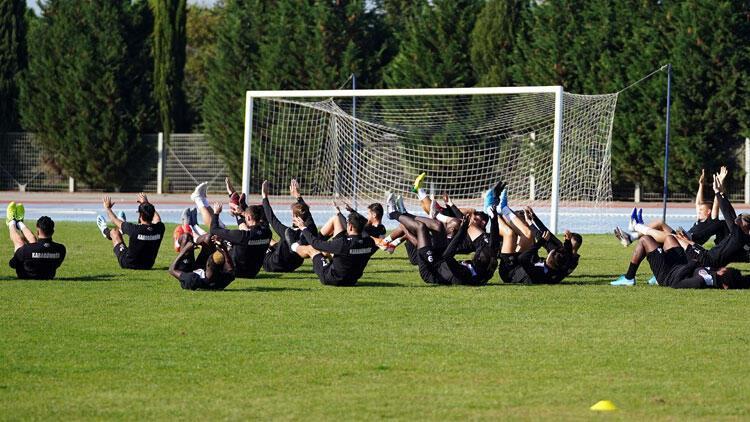 Süper Lig'de antrenman tesisi olmayan tek takım Karagümrük