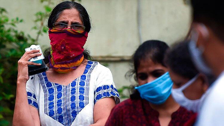 Hindistan'da korkutan gelişme! En az 25'inde tespit edildi
