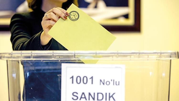 'Online seçim' gündemde