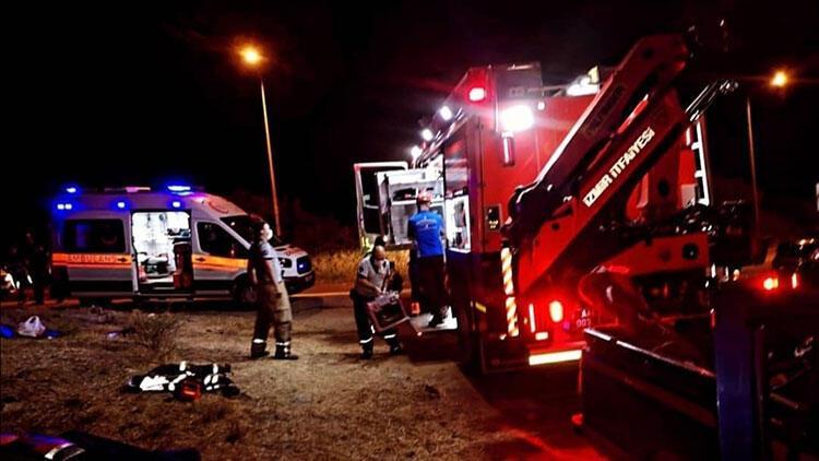 Son dakika haberi: İzmir'de facia! 2 kişi hayatını kaybetti