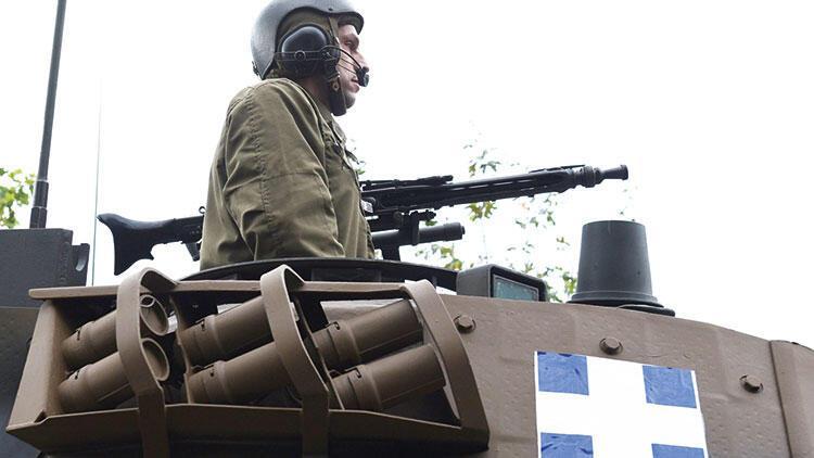 Batı Trakya'da ABD ve Yunan tank tatbikatı