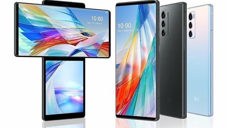 LG Wing tanıtıldı: İşte ekranı pervane gibi dönen telefon