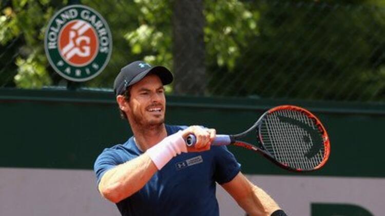 Andy Murray, Fransa Açık'a özel davetiye ile katılacak!