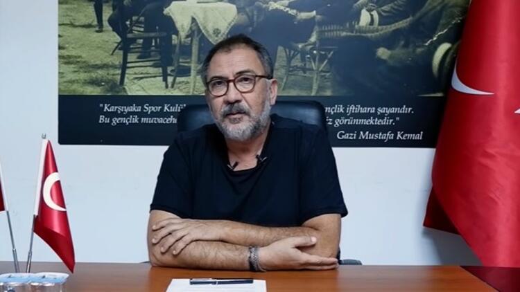 """Karşıyaka Başkanı Turgay Büyükkarcı: """"Futbolcuların tüm alacaklarını ödedik..."""""""