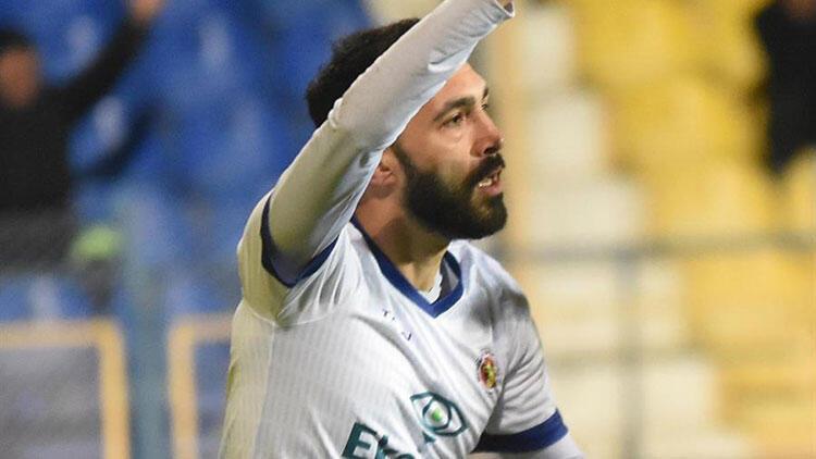 Transfer haberleri   Menemenspor Samed Ali'yle yeniden anlaştı!