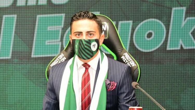 Son dakika | Konyaspor'da bir istifa daha! Kulüp menajeri Seçkin Özdil...