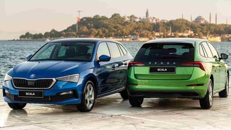 Yeni Skoda Scala Volkswagen Golf'e Rakip Olur mu?