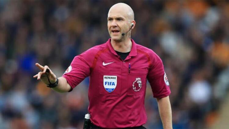 UEFA Süper Kupa maçını Anthony Taylor yönetecek