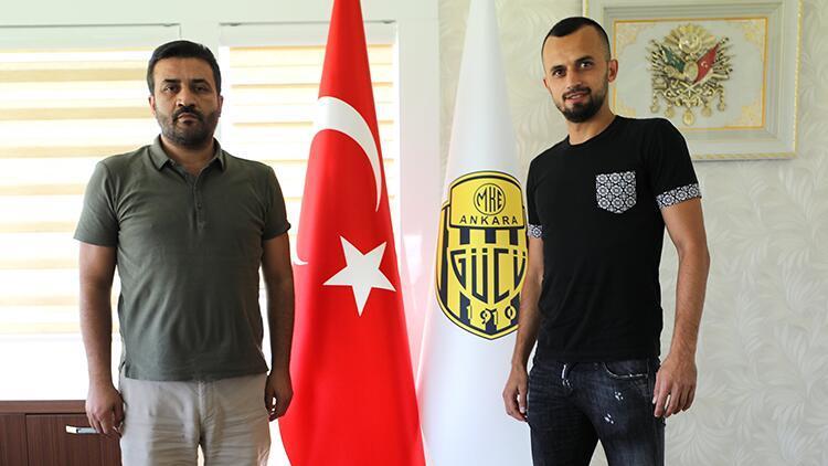 Son Dakika Transfer Haberi | Ankaragücü, İlhan Parlak ile yolları ayırdı!