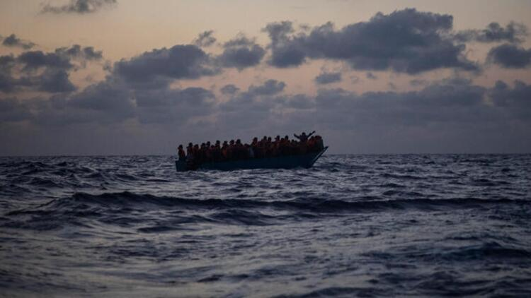 Son dakika: Akdeniz'de facia! 24 kişi hayatını kaybetti