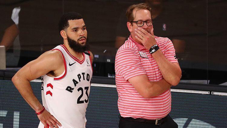 Toronto Raptors, başantrenörü Nurse ile sözleşme uzattı