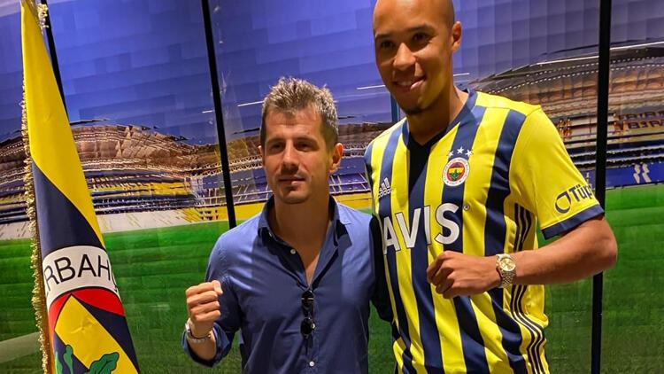 Son Dakika Haberleri   Fenerbahçe'de Emre Belözoğlu, yeni transferle görüntülendi