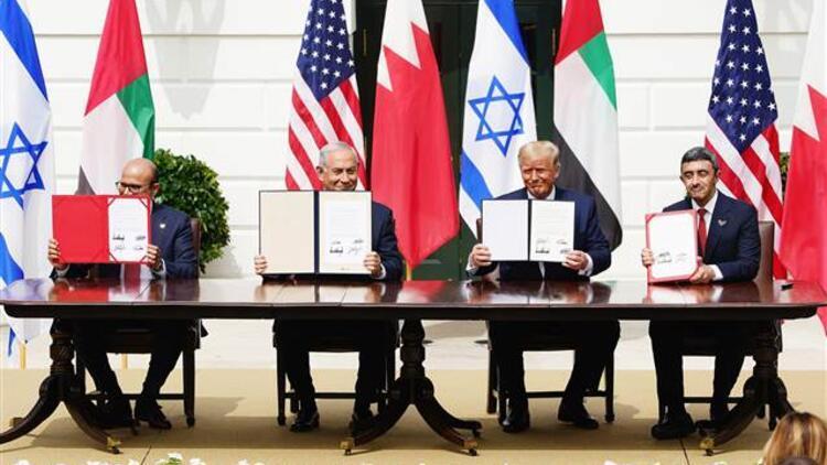 İran ve Filistin'den İsrail'le normalleşme anlaşmasına çok sert tepkiler
