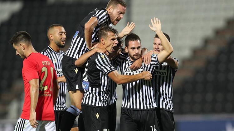 Şampiyonlar Liginde PAOK, Dinamo Kiev ve Gent play-off turuna yükseldi