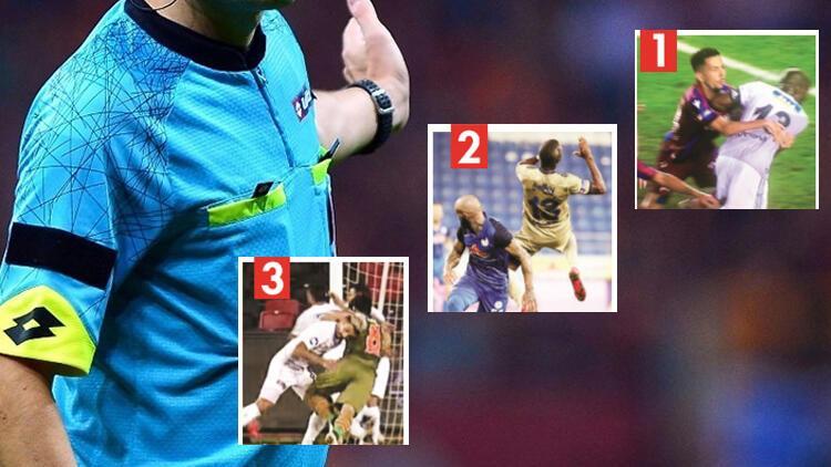 MHK acilen 'kolay penaltı' örneklerini açıklamalı
